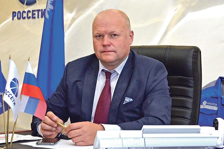 Заместитель генерального директора - директор филиала  «Россети Центр Тамбовэнерго» Николай Богомолов