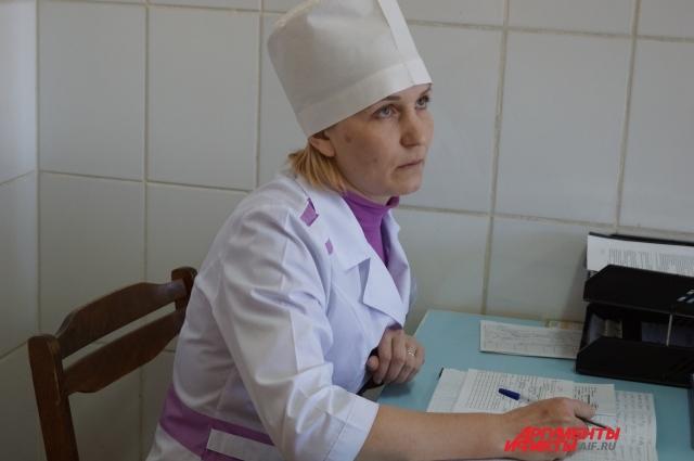 Светлана работает медсестрой 18 лет