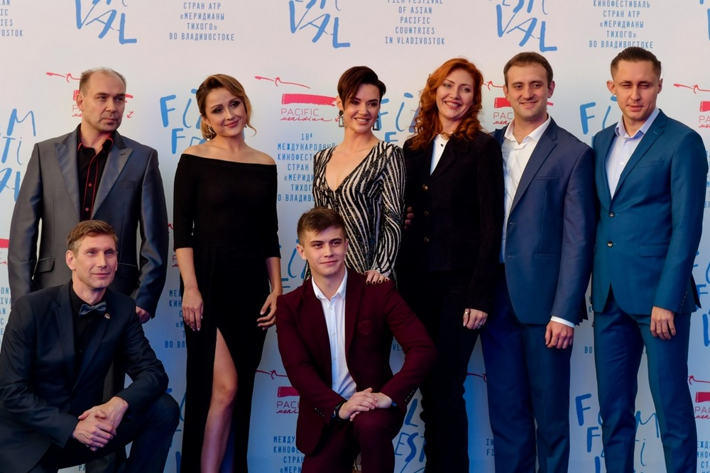 Для актёров фестиваль - это прежде всего встреча со зрителями.