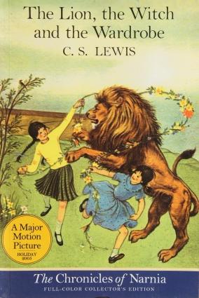 Волшебную историю о стране Нернии, спрятаннной в платяном шкафу Клайв Стейплз Льюис написал для своей крестницы.
