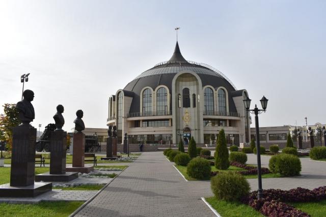 Музей оружия в Туле.