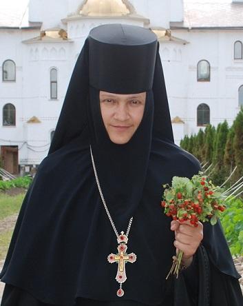 Игуменья Еротиида. Фото с сайта Николо-Сольбинского женского монастыря.