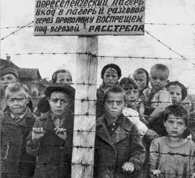 Этот снимок облетел весь мир, став символом узников концлагерей, и был представлен на Нюрнбергском суде над военными преступниками как доказательство.