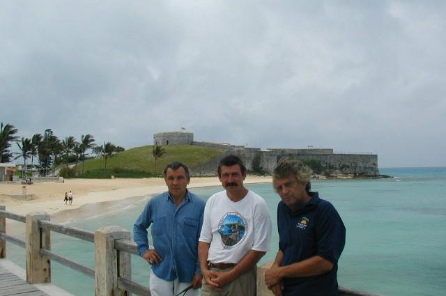 Форт св. Екатерины, Бермудские острова.