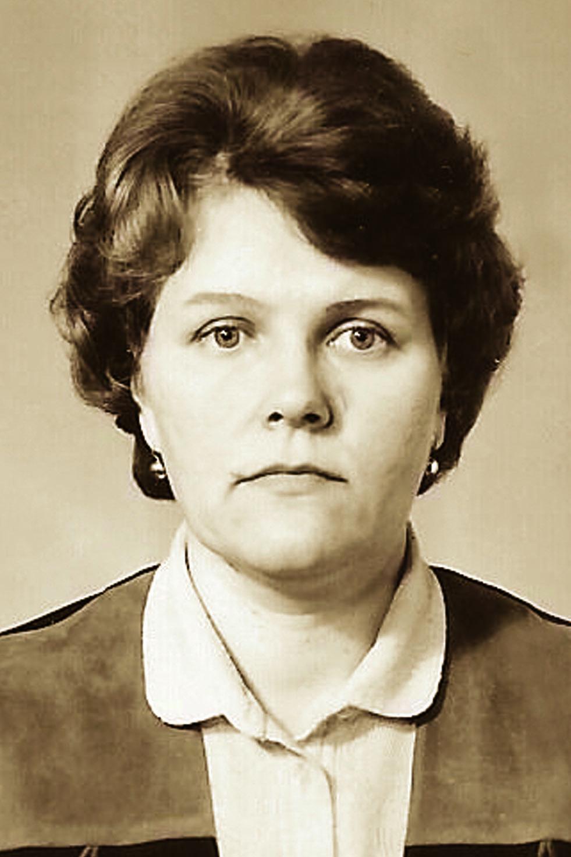 Анисия Борисейко много лет проработала на заводе.
