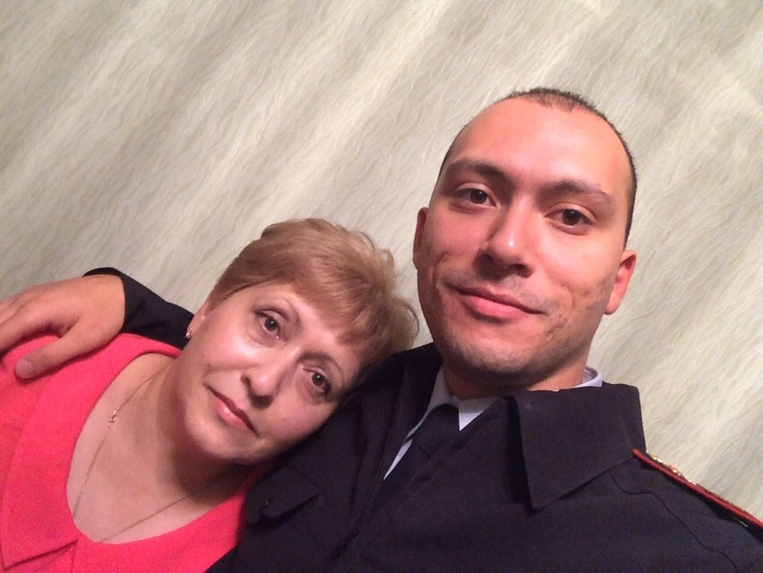 Амирханян Араик и мама Оганисян Анаит Жораевна: «Люблю мамочку больше всего на свете!»