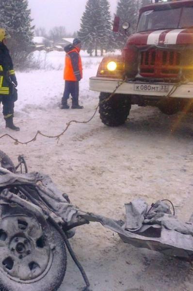 Авария в Суздальском районе
