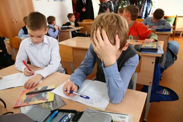 Помогайте ребёнку делать уроки!