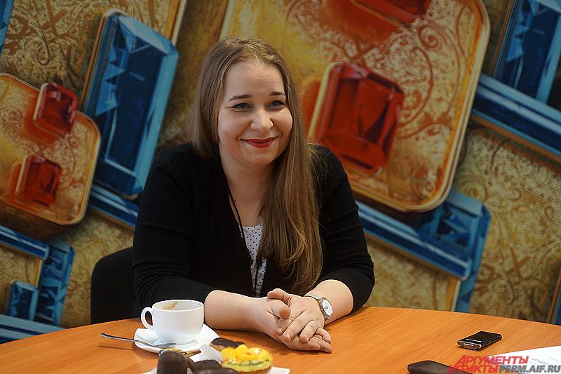 Екатерина Караченцева не планирует покорять Москву.