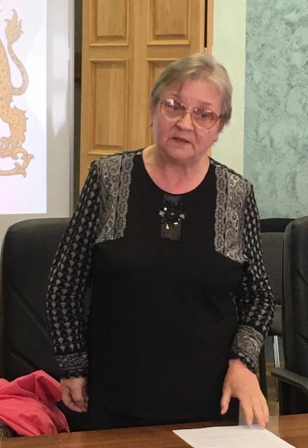 Татьяна Ганина.