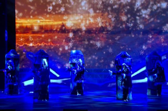 В Неделю искусства концерты радуют сургутских зрителей ежедневно.