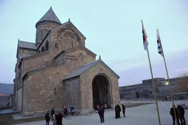 Кафедральный собор Светицховели в Мцхете