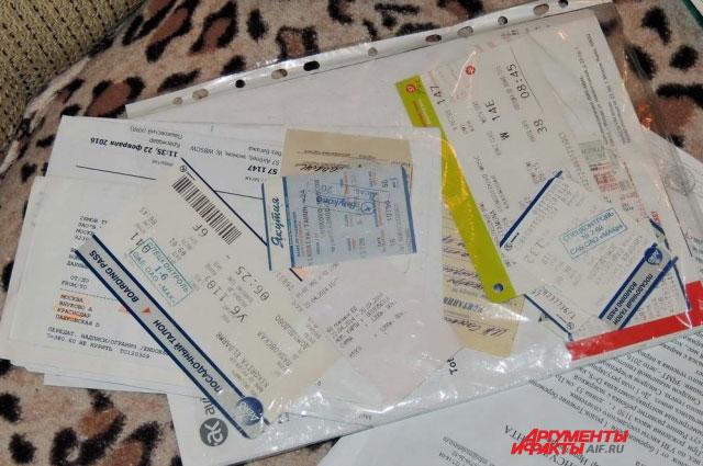 Только на одни авиаперелёты Тамуна уже потратила больше ста тысяч рублей, которые государство ей не компенсирует.