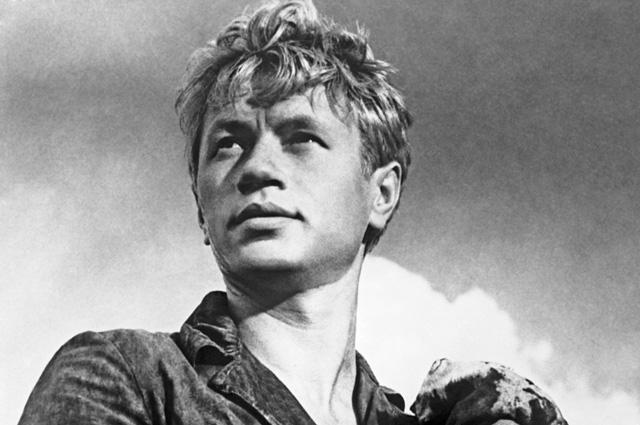 «Алешкина любовь». 1960 г.