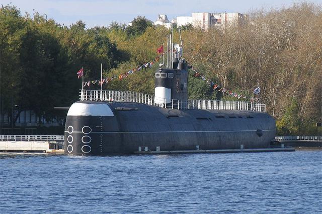 «Новосибирский комсомолец» в Музее ВМФ в Москве