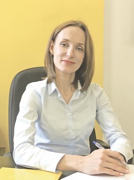 Управляющая Кредитного потребительского кооператива «Крым» в Твери Ольга Шутова.