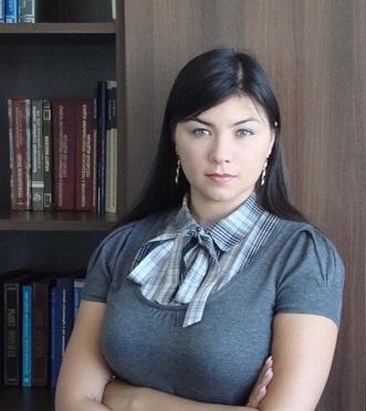 Виктория Фролушкина: