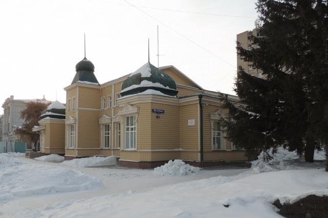 Туристский информационный центр расположен по адресу: ул. Музейная, 3.