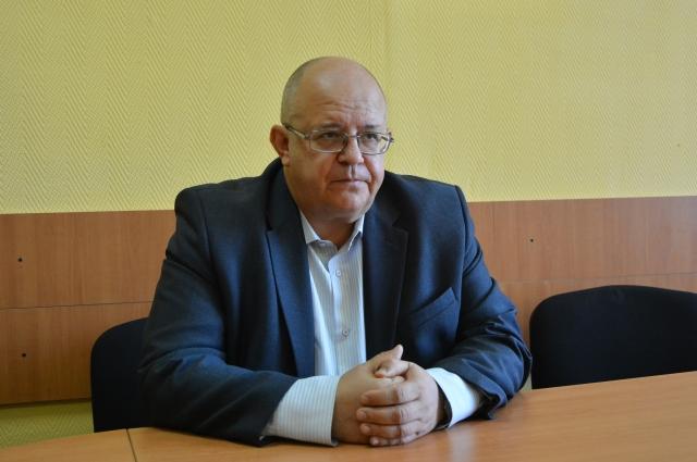 Генеральный директор ООО «ККС» Юрий Васильевич Щукин