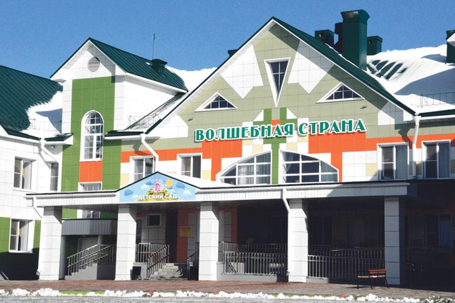 ДС «Волшебная страна». Обеспечено энергоснабжение значимого социального объекта в Тамбове.