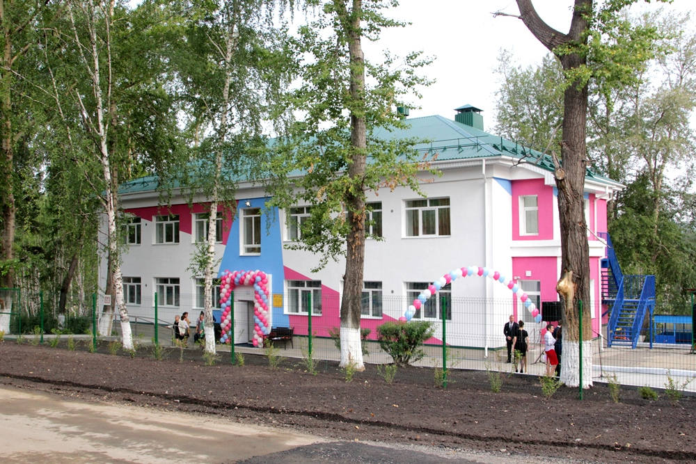 Карабаш становится удобным для жизни, красивым городом.
