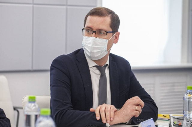 Андрей Михеев, председатель комитета Псковской области по экономическому развитию и инвестиционной политике