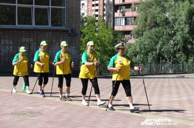 Скандинавская ходьба особо показана для профилактики сердечно-сосудистых заболеваний.