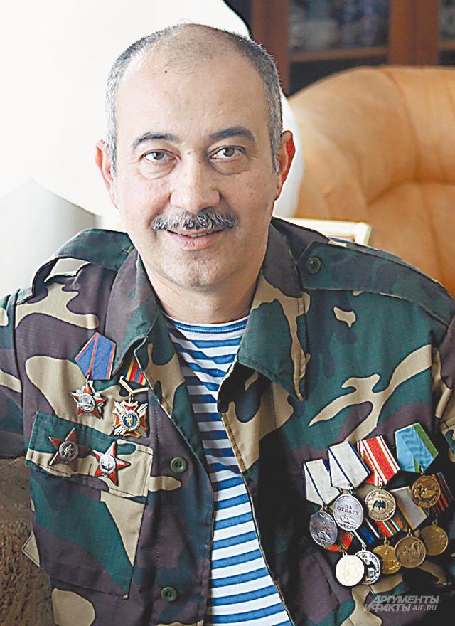 Самир Асанов, февраль 2015 г