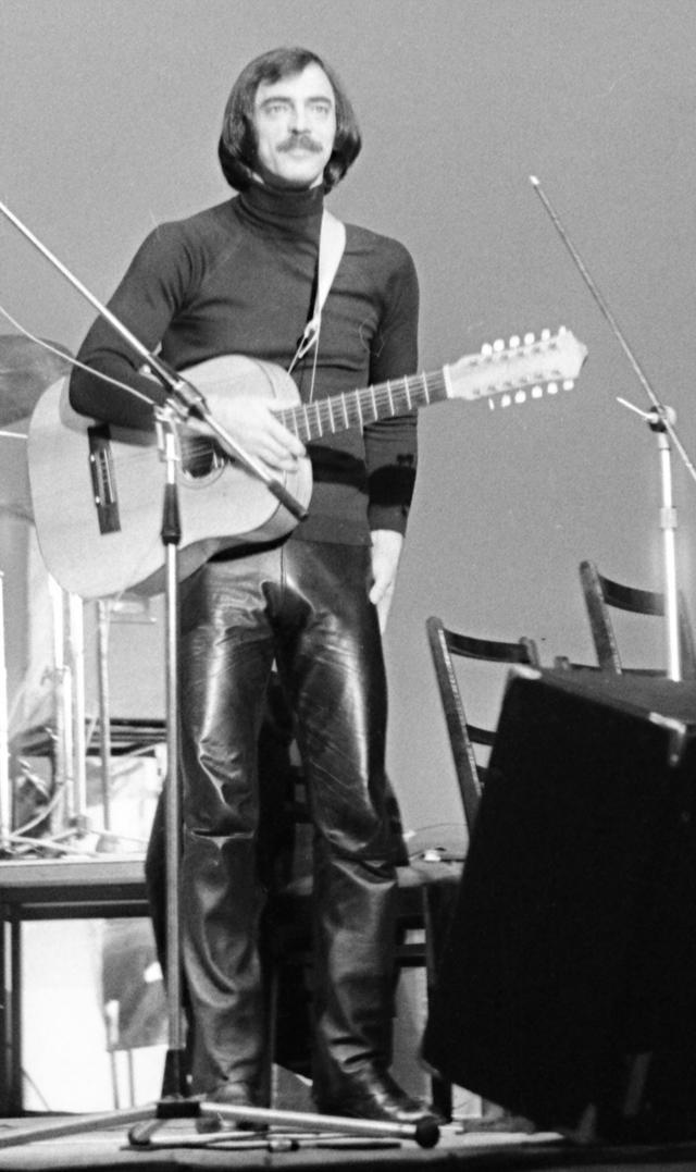 Михаил Боярский. 1983 год