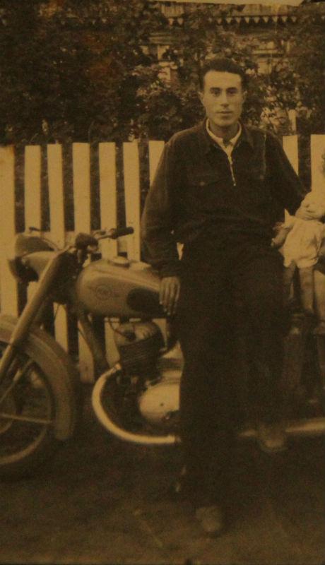 Якуб Габбазов в молодости