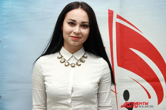Ксения Конева.
