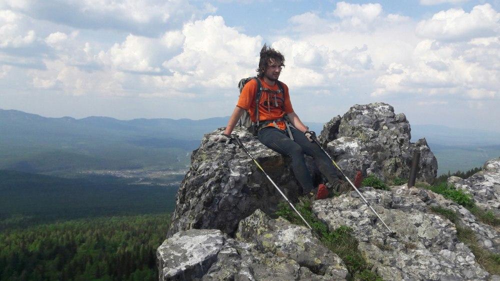 За 80 дней, как герой романа Жюля Верна, он поднимется на 252 вершины Южного Урала