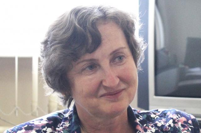 Елена Чибрикова