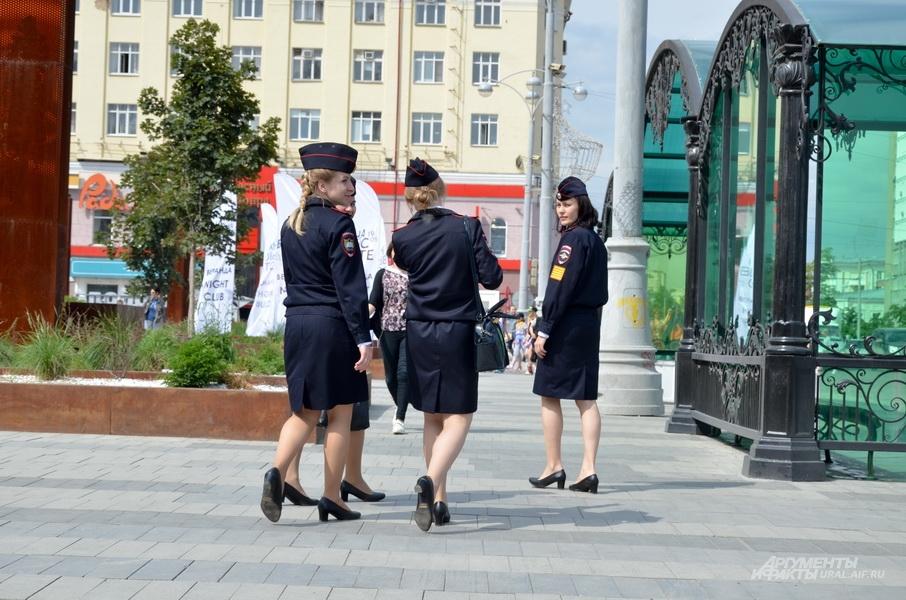Силовики отметят профессиональный праздник в ЦПКиО.