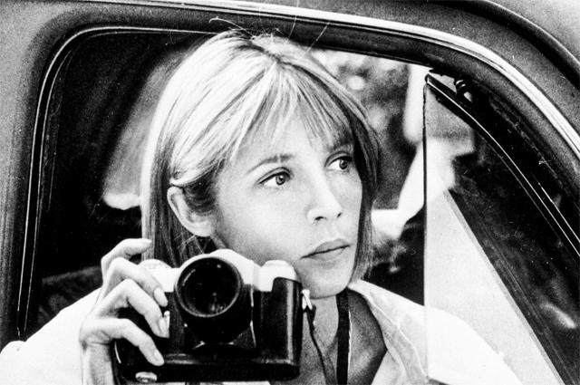 Вера Глаголева в фильме «Выйти замуж за капитана», 1986 г.