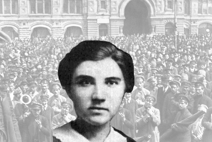 Анна Бычкова – коммунист с относительной благополучной судьбой.