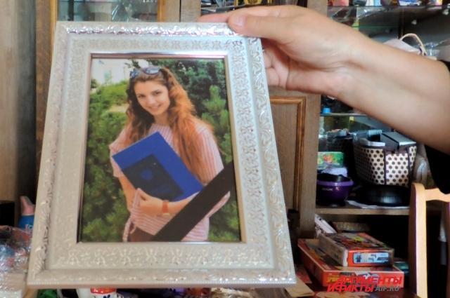 Оксане Ладатко было 26 лет.