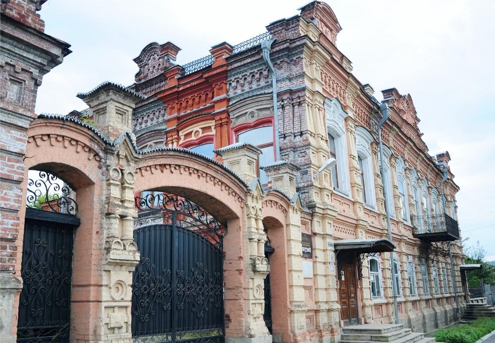 Миасский краеведческий музей.