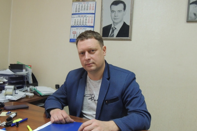 Алексей Илюшин уверен, что самое главное - наладить контакт с жителями