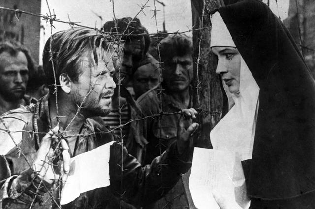 Художественный фильм «Иванна». 1960 год.