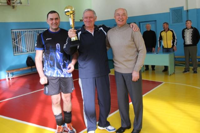Независимо от того, кто занял I место на турнире в селе Казьминском, победили спорт и дружба!