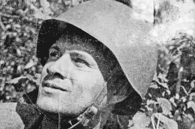 Игорь Венюков был на фронте военкором.