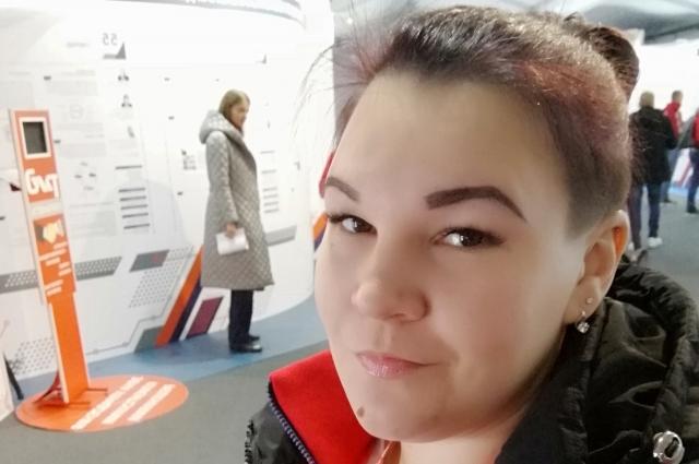 Дарья Косилова.