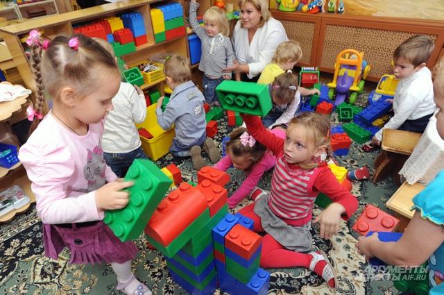 Развивающие занятия - для каждого дошкольника.