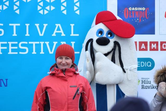 Анна Лопаткина успешно дебютировала на международных соревнованиях, получив бронзовую медаль