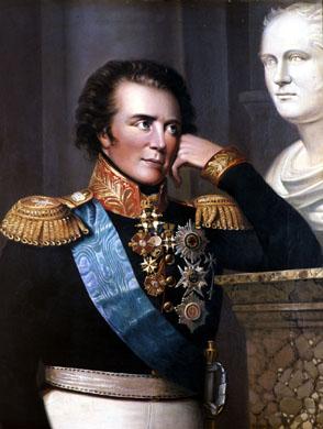 Армфельт олучил чин генерала от инфантерии и стал советником Александра I по финляндским вопросам.