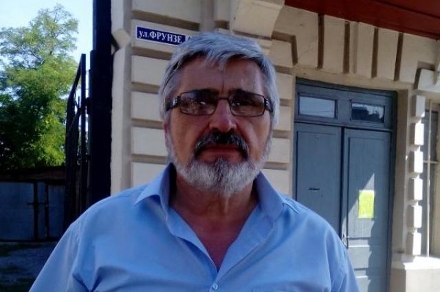 Станислав Дробный