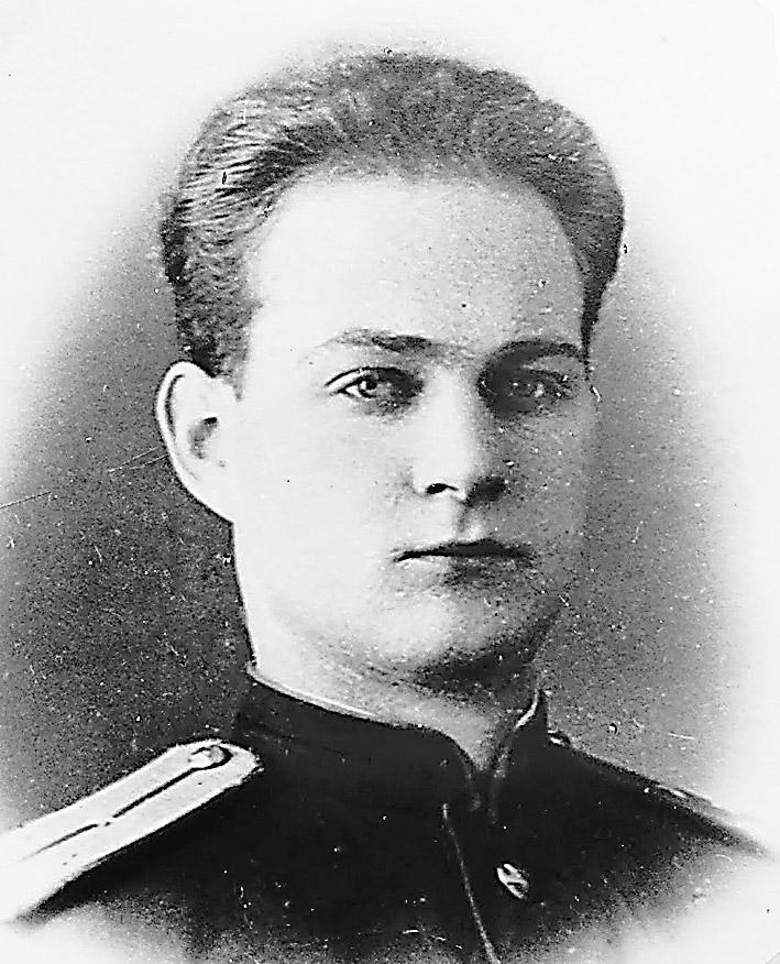 Лейтенант Валентин Гульст. Не просто переводчик.