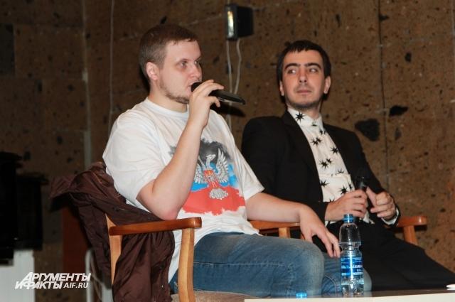 Лексус (слева) и Вован (справа) в Ростове нашли своих почитателей.