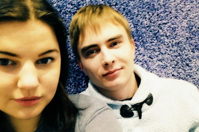 Юлия и Александр Гавриловы